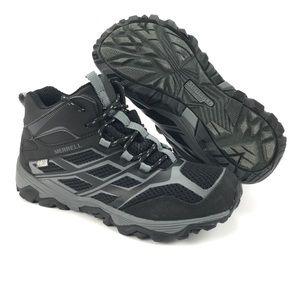 Merrell Youth Boys MOAB FSD WP Hiking Boots Sz 4 M
